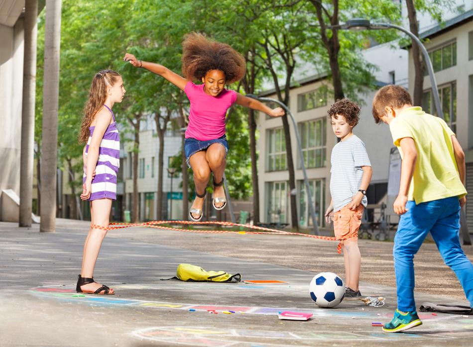 Bewegungsförderung von Kindern und Jugendlichen in der Pandemie